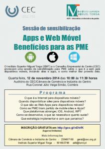 Sessão Apps e Web Móvel, Benefícios para as PME